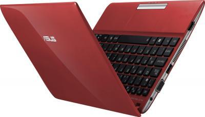 Ноутбук Asus Eee PC 1025C-RED001B (90OA3FBU6212997E33EU) - вид сбоку