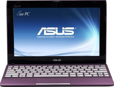 Ноутбук Asus Eee PC 1025CE-PUR033S - фронтальный вид