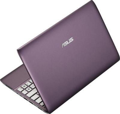 Ноутбук Asus Eee PC 1025CE-PUR033S - вид сзади
