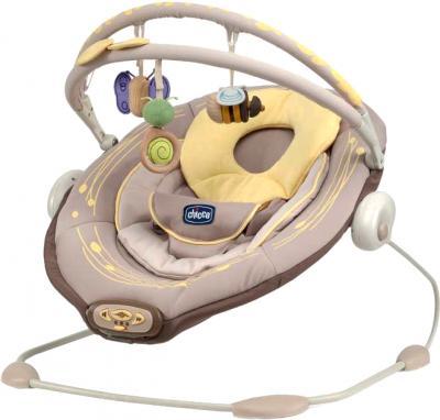 Качели для новорожденных Chicco Jolie Yellow - общий вид