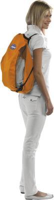 Детская прогулочная коляска Chicco Lite Way Complete (Denim) - рюкзак (Lite Way Complete Orange)