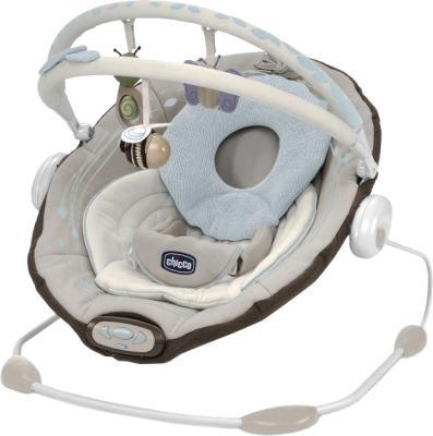 Качели для новорожденных Chicco Jolie Light Blue - общий вид