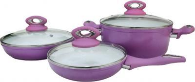 Набор кухонной посуды SSenzo PTZRFT004 - общий вид