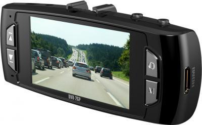 Автомобильный видеорегистратор TeXet DVR-2GP (Black) - дисплей