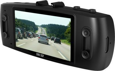 Автомобильный видеорегистратор TeXet DVR-3GP (Black) - дисплей
