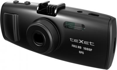 Автомобильный видеорегистратор TeXet DVR-603FHD (Black) - общий вид