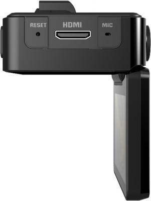 Автомобильный видеорегистратор TeXet DVR-620FHD Black - вид сбоку (справа)