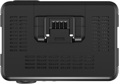 Автомобильный видеорегистратор TeXet DVR-620FHD Black - вид сверху