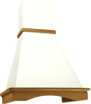 Вытяжка купольная Elikor Вилла 60 (бежевый/дуб коричневый) - общий вид