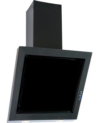 Вытяжка декоративная Elikor Гранат Glass 90 Anthracite - общий вид
