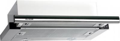 Вытяжка телескопическая Elikor Интегра 60 (серебристый) - общий вид
