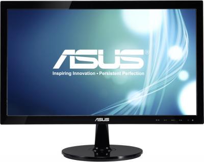 Монитор Asus VS208DR - фронтальный вид