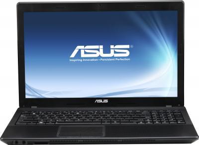 Ноутбук Asus X54C-SX514 - фронтальный вид