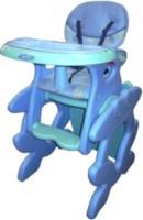 Стульчик для кормления Amalfy ФРОШ (голубой) -