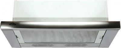 Вытяжка телескопическая Elikor Выдвижной Блок 60 (белый) - общий вид