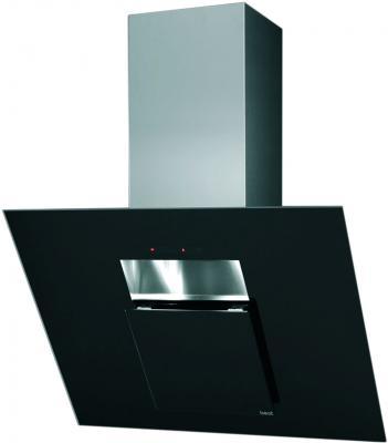 Вытяжка декоративная Best K9388FPVB 90 (нержавеющая сталь/черный) - общий вид