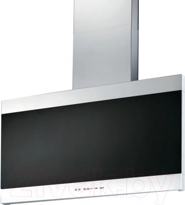 Вытяжка декоративная Best KB700  (90, нержавеющая сталь-черный)