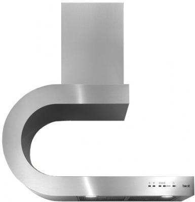 Вытяжка декоративная Best Shelf Round (80, нержавеющая сталь) - общий вид