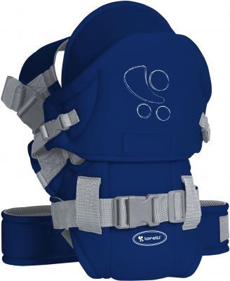 Эрго-рюкзак Lorelli Traveller Comfort (синий) - общий вид