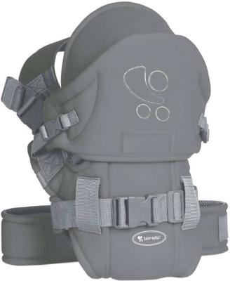 Эрго-рюкзак Lorelli Traveller Comfort (серый) - общий вид