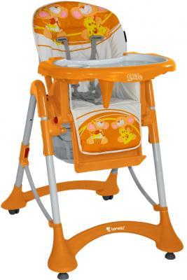 Стульчик для кормления Lorelli Elite Orange Mice - общий вид