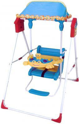 Качели для новорожденных Bertoni Garden Swing Blue - общий вид