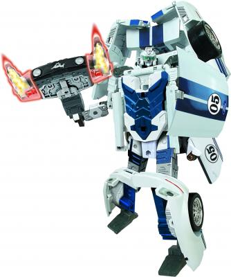 Робот-трансформер Happy Well Форд Мустанг FR500C - общий вид