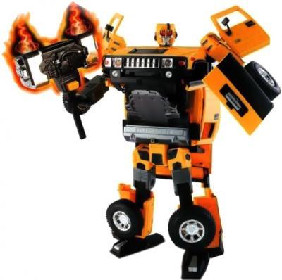 Робот-трансформер Happy Well Хаммер H2 SUT (53090) - общий вид