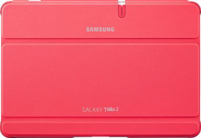 Чехол для планшета Samsung TAB 2 10.0/P5100 Berry Pink - фронтальный вид