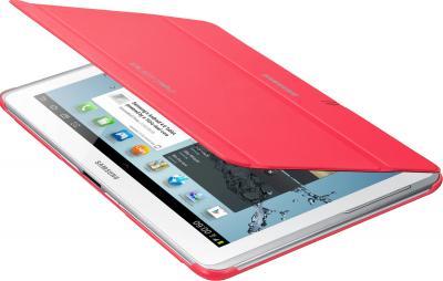 Чехол для планшета Samsung TAB 2 10.0/P5100 Berry Pink - общий вид (с планшетом)