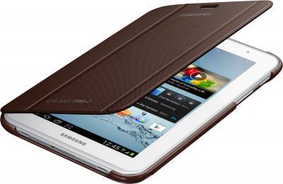 Чехол для планшета Samsung TAB 2 7.0/P3100 Brown - общий вид