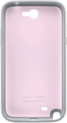 Задняя крышка для Samsung N7100 Samsung Protective Cover+ Pink - общий вид