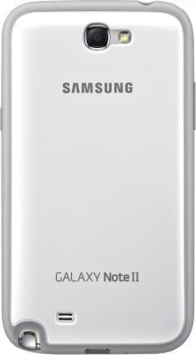 Задняя крышка для Samsung N7100 Samsung Protective Cover+ White - общий вид