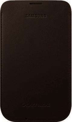 Футляр Samsung N7100 Dark Brown - общий вид