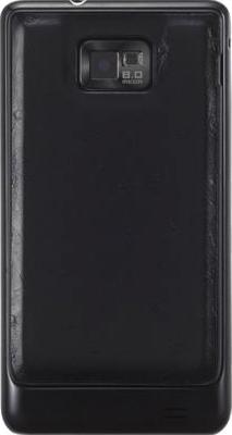 Задняя крышка Anymode Fashion Cover i9100 Black - общий вид