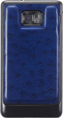 Задняя крышка Anymode Fashion Cover i9100 Blue - общий вид