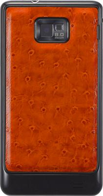 Задняя крышка Anymode Fashion Cover i9100 Orange - общий вид