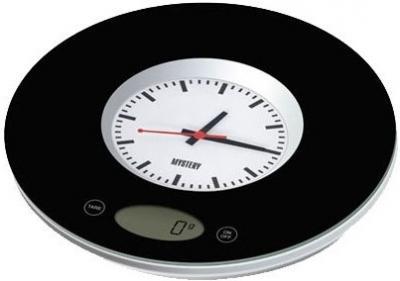 Кухонные весы Mystery MES-1814 - вполоборота