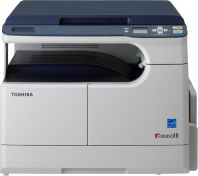 МФУ Toshiba e-Studio 18 (ES18) - фронтальный вид