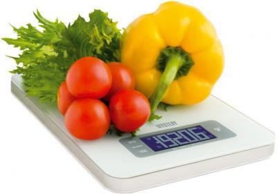 Кухонные весы Mystery MES-1816 - вполоборота