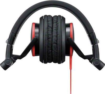 Наушники Sony MDR-V55 Red - общий вид