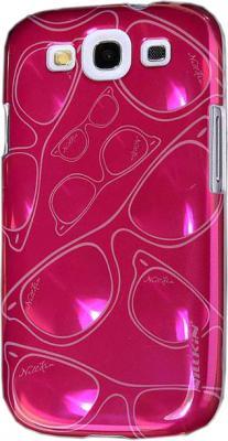 Чехол для телефона Nillkin 3D-Suiying Type Red (для GALAXY SIII) - общий вид