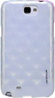 Чехол для телефона Nillkin 3D-Suiying Type White (для N7100) - общий вид