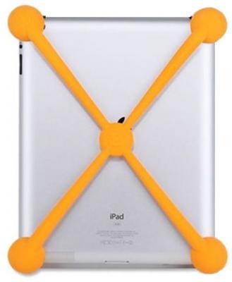 Задняя крышка для планшета Nillkin Largemouth Shockproof Orange - крепление на планшете