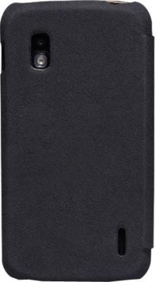Чехол для LG Google Nexux 4/E960 Nillkin Skin Black - общий вид