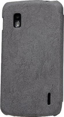 Чехол для телефона Nillkin Skin Gray (для E960) - общий вид
