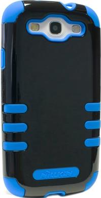 Чехол для Samsung I9300 Nillkin Meow Star Black-Blue - общий вид