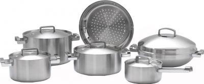 Набор кухонной посуды BergHOFF Neo 5-Ply 3502647 - общий вид