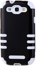 Чехол для Samsung I9300 Nillkin Meow Star Black-White - общий вид