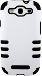 Чехол для Samsung I9300 Nillkin Meow Star White-Black - общий вид